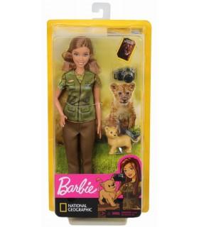Barbie Aventura In Savana