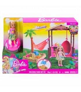 Barbie Travel Set Chelsea In Vacanta