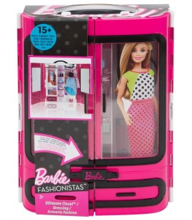 Dressing Barbie Fashionista