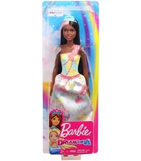 Barbie Printesa Cu Suvita Roz