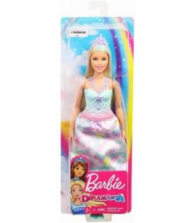 Barbie Printesa Cu Suvita Verde