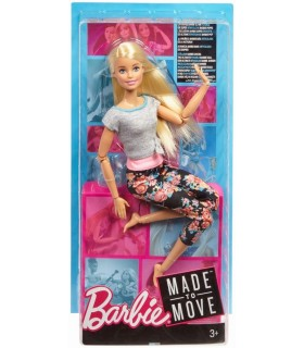 Barbie Fitness Style