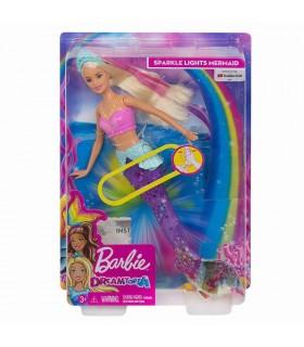 Barbie Sirena Cu Lumini Si Sunete