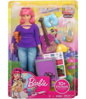 Barbie Travel Daisy