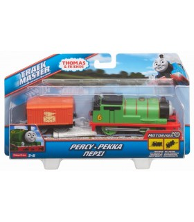 Trackmaster Locomotiva Percy Cu Vagon