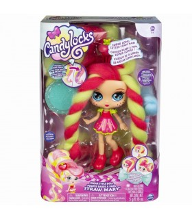 Candy Locks Papusa Mary Cu Par Super Parfumat