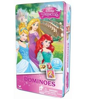 Domino In Cutie De Metal Lumea Printeselor Disney