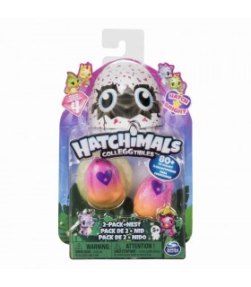 Hatchimals Colectibil 2 Ousoare Si Cuib Sezonul 4