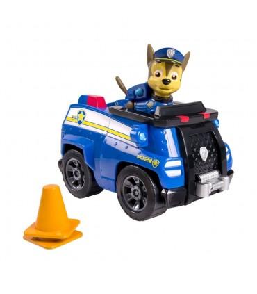 Chase Cu Masina De Politie