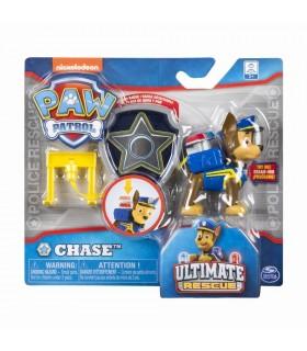 Chase In Uniforma De Politie