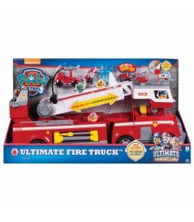 Fantastica Masina A Pompierului Marshall