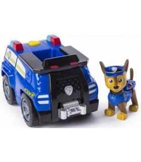 Chase Si Masina De Politie