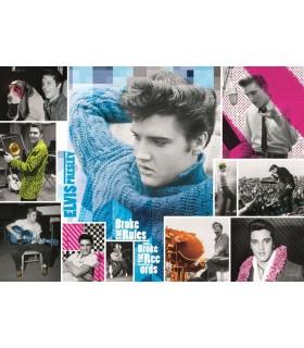 Elvis Presley Intotdeauna Tanar, 1000 Piese