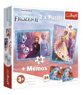 Frozen2 Tinutul Misterios, 2-In-1
