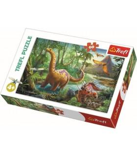 Migratia Dinozaurilor, 60 Piese