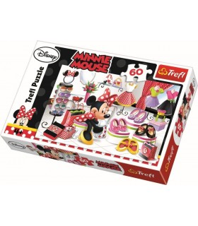 Minnie La Shopping, 60 Piese