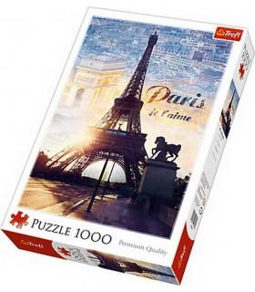 Paris In Zori, 1000 Piese