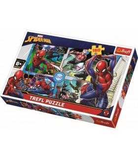 Spider-Man Salvatorul, 160 Piese