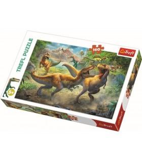 Tyrannosauri In Lupta, 160 Piese