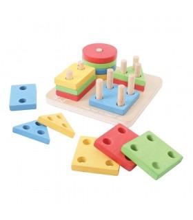 4 Forme Geometrice