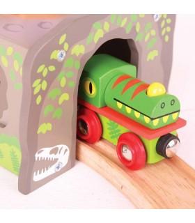 Tunel Cu T-Rex