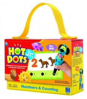 """Carduri Junior Hot Dots Numerele"""""""""""