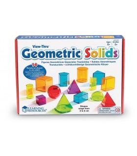 Forme Geometrice Colorate