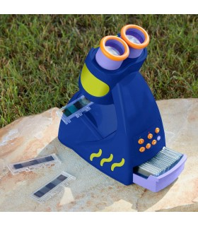 Geosafari - Microscopul Vorbitor