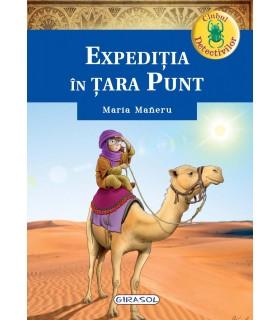 Clubul Detectivilor - Expeditia Din Tara Punt