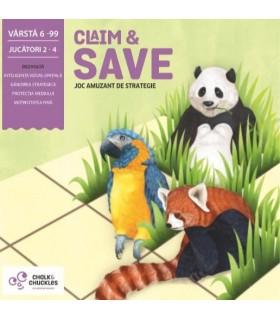 Claim And Save