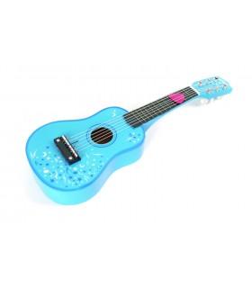 Chitara Din Lemn, Bleu