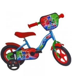 Bicicleta 10 inch Eroii In Pijama