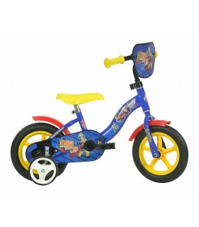 Bicicleta 10 inch Pompierul Sam