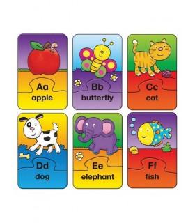 Set Alphabet, 26 x 2 Piese