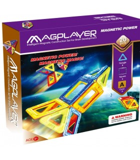 Magplayer, 20 Piese
