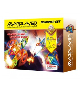 Magplayer, 62 Piese