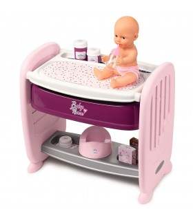 Patut Co-Sleeper Pentru Papusi Baby Nurse 2 In 1