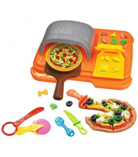 Set Art And Fun Pizza Dough Cu 14 Accesorii