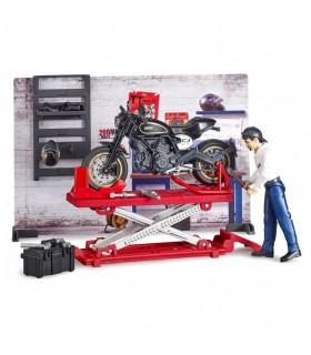 Atelier De Service Ducati Scrambler Cafe Racer