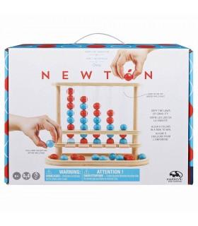 Marble Newton 5 In Linie Din Lemn