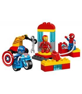Laboratorul Super Eroilor
