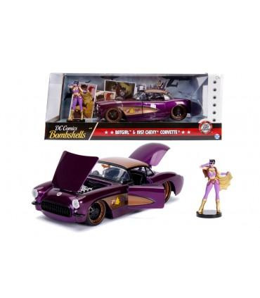 Bombshells 1957 Chevy Batgirl