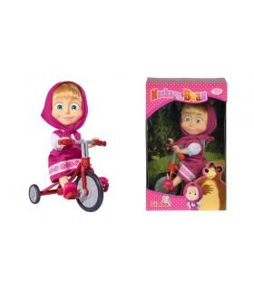 Masha Cu Tricicleta