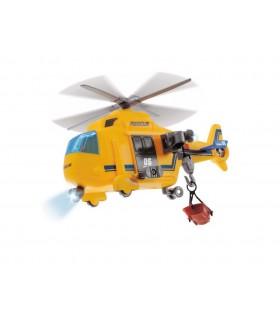 Elicopter De Salvare 18 Cm Sunete Si Lumini
