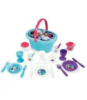 Smoby Set Picnic Disney Frozen
