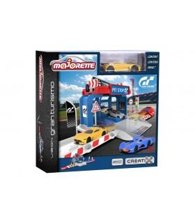 Garaj Gran Turismo Cu Masina