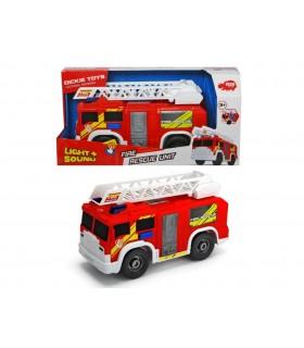 Masina De Pompieri 30Cm Cu Functiuni