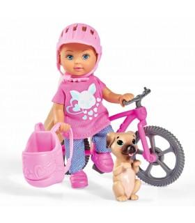 Evi In Vacanta Cu Bicicleta