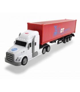 Camion Container Cu Remorca 42 Cm