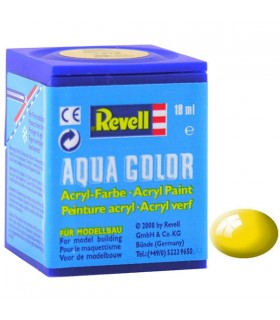 Aqua Yellow Gloss